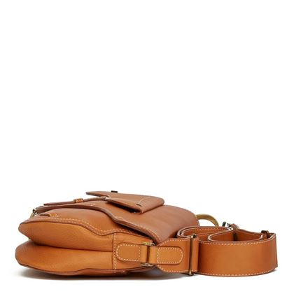 brown-calfskin-leather-double-baudrier-saddle-bag
