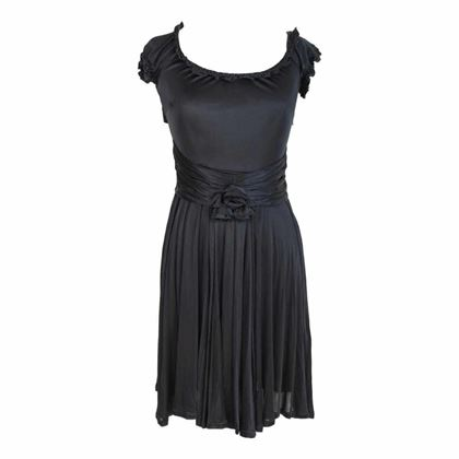 blumarine-vintage-black-evening-dress
