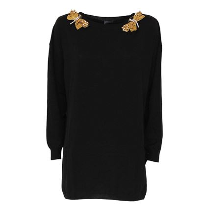 ungaro-golden-butterfly-sweater