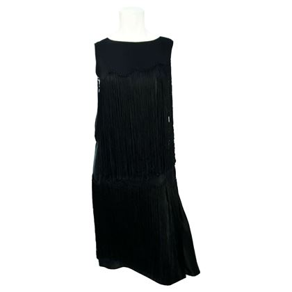 1920s-black-satin-evening-dress-with-fringe