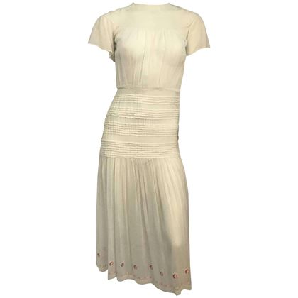 white-cotton-day-dress-with-peach-embroidered-hem-1920s