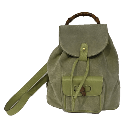 gucci-backpack-in-green-leather