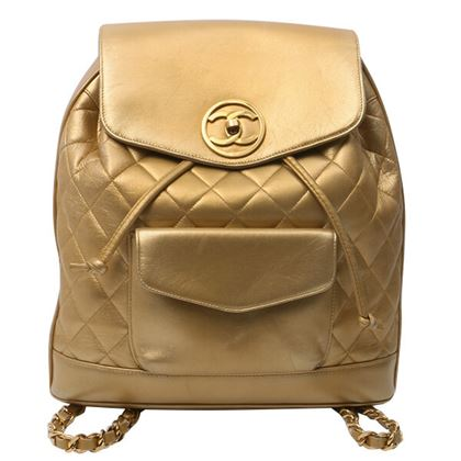 chanel-round-cc-mark-plate-backpack-with-pouch-gold