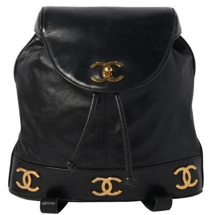 chanel-6-cc-mark-plate-backpack-with-pouch-black-3