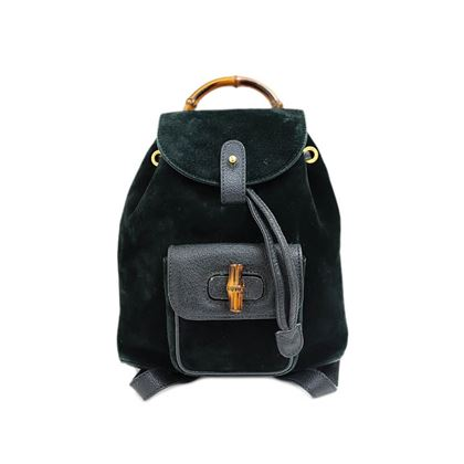 gucci-bamboo-suede-leather-mini-backpack