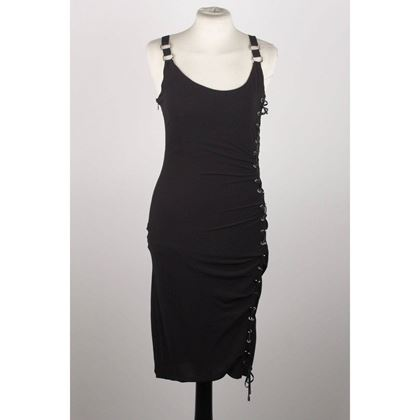 little-black-dress-with-lace-up-detail