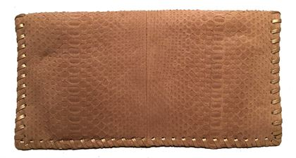 chanel-tan-snakeskin-leather-patch-gold-stitched-jeweled-cc-fold-over-clutch