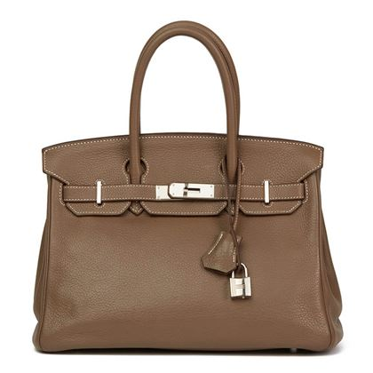 etoupe-togo-leather-birkin-30cm