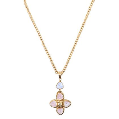 chanel-4-stone-cc-mark-necklace-pinkblue