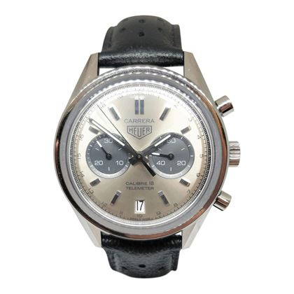 Picture of Vintage Heuer Carrera Chronograph Mens Watch