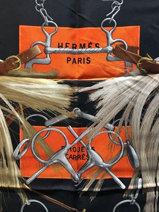 hermes-projets-carres-silk-scarf-in-orange