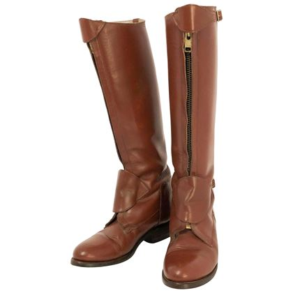 1940s-cordovan-colored-leather-riding-boots