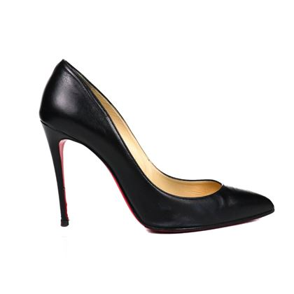 christian-louboutin-black-leather-pointed-toe-high-heels-385-us-85-pre-owned-used