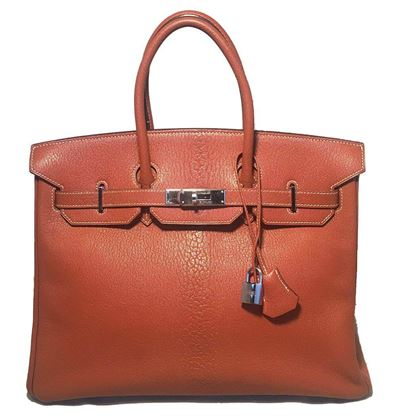hermes-tan-35cm-chevre-coromandel-leather-silver-pdh-birkin-bag