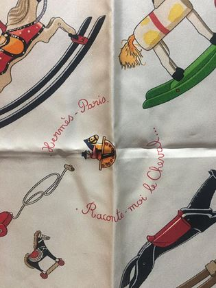 limited-edition-hermes-raconte-moi-le-cheval-silk-scarf-in-red