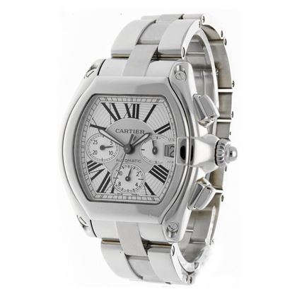 Cartier Roadster XL Chronograph Unisex Watch