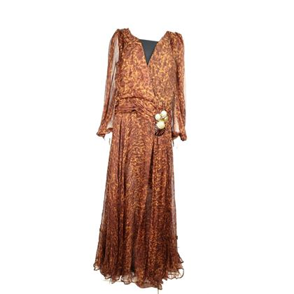 gucci-rare-2008-leopard-shell-dress-brown-silk-print-it-42-us-4-pre-owned-used