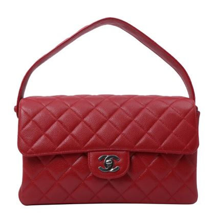 chanel-caviar-skin-double-face-classic-flap-handbag-red