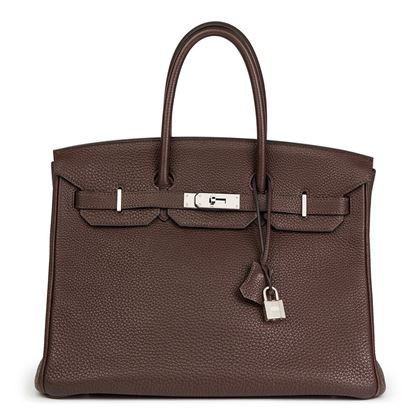 chocolate-brown-clemence-leather-birkin-35cm