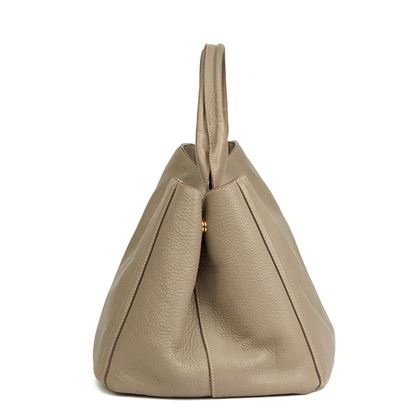 taupe-grained-calfskin-leather-canapa-tote