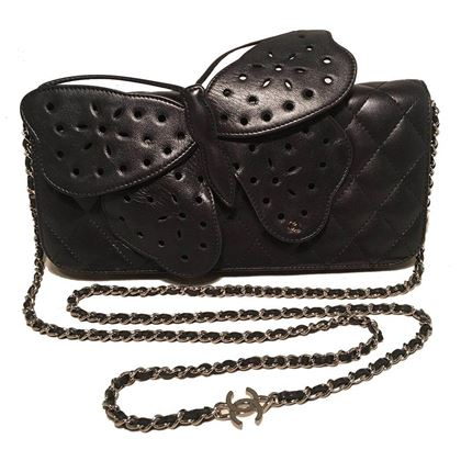 chanel-quilted-black-leather-butterfly-classic-flap-shoulder-bag