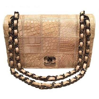 rare-chanel-natural-beige-crocodile-quilted-classic-flap-shoulder-bag