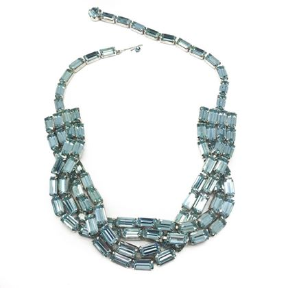 weiss-vintage-cocktail-necklace-faux-alexandrite-crystal-1950s