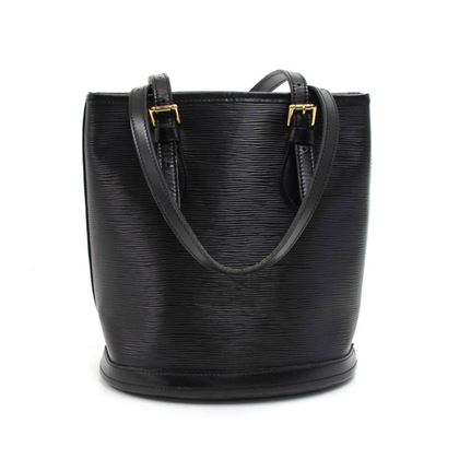 louis-vuitton-bucket-pm-black-epi-leather-shoulder-bag-special-order