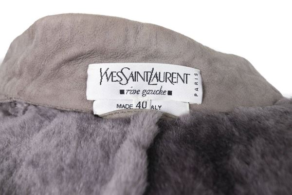 ysl-shearling-tom-ford-era-suede-moto-coat-grey-40-yves-saint-laurent-us-2-pre-owned-used