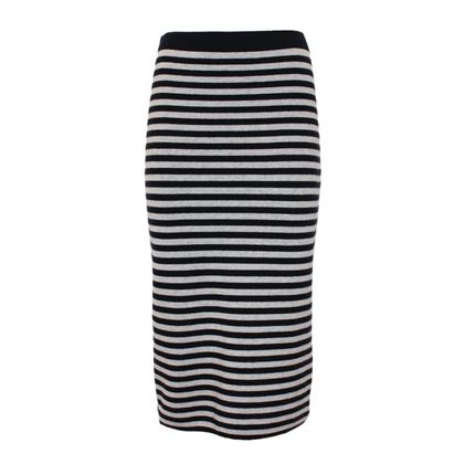 max-mara-striped-skirt