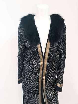 1920s-black-wool-evening-coat-with-silver-sequins