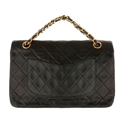 chanel-brown-medium-flap-bag