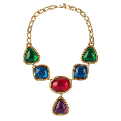 1990s-vintage-kenneth-jay-lane-jewel-toned-necklace
