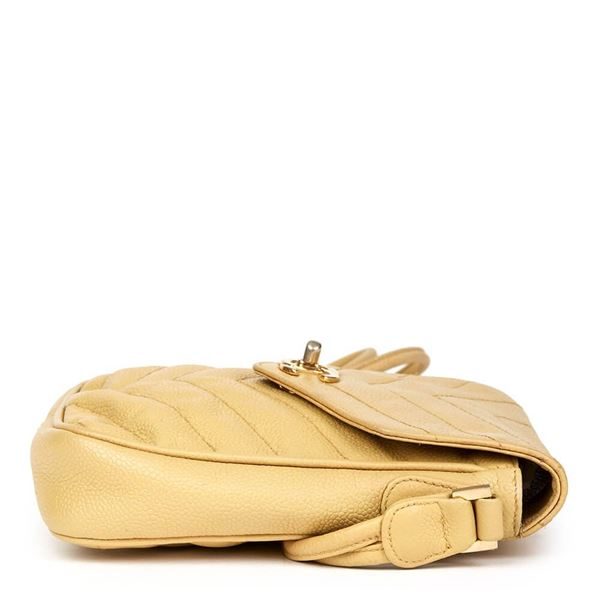 beige-chevron-quilted-caviar-leather-classic-single-flap-bag