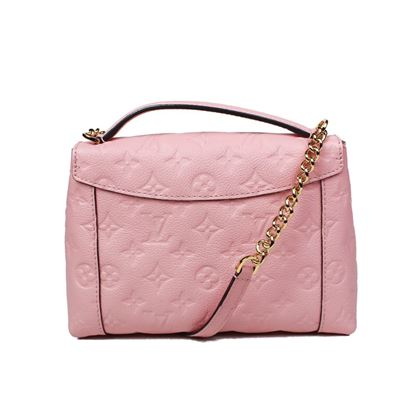 louis-vuitton-crossbody-leather-blanche-bb-flap-bag-pink-poudre-monogram-pre-owned-used