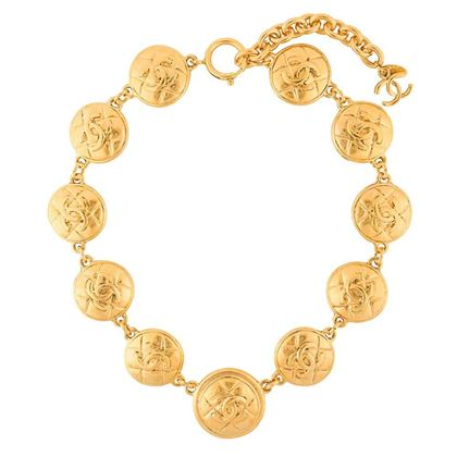 1980s-vintage-chanel-statement-quilted-necklace