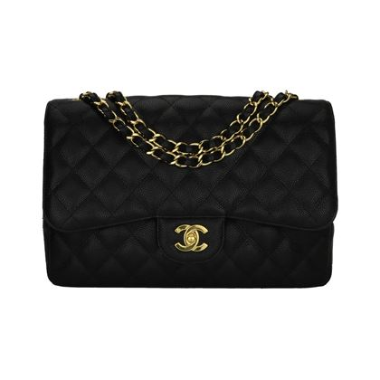 chanel-classic-single-flap-jumbo-black-caviar-gold-hardware-2008