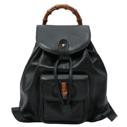 gucci-leather-bamboo-mini-backpack-black-3