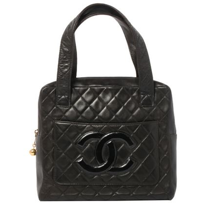 chanel-patent-cc-mark-stitch-hand-bag-black