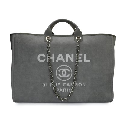 chanel-deauville-tote-xl-grey-canvas-silver-hardware-2015