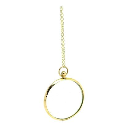 antique-1915-9ct-yellow-gold-glass-locket-necklace