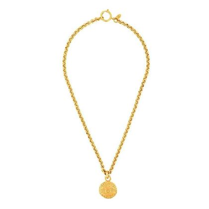 1980s-vintage-chanel-cc-logo-coin-necklace