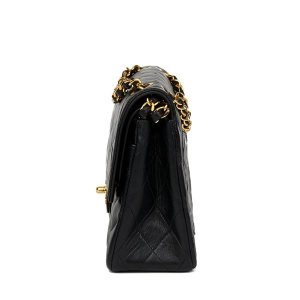 black-quilted-lambskin-vintage-small-classic-double-flap-bag-38