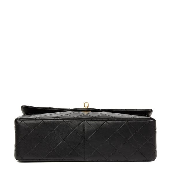 black-quilted-lambskin-vintage-medium-tall-classic-double-flap-bag-2