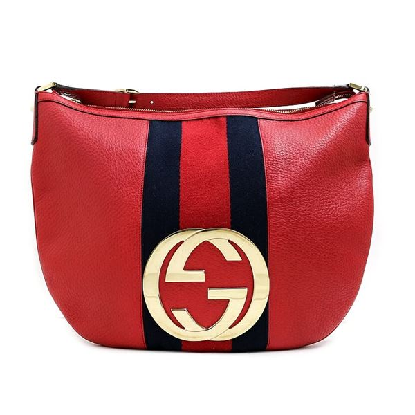 gucci-gg-metal-sherry-line-hand-bag