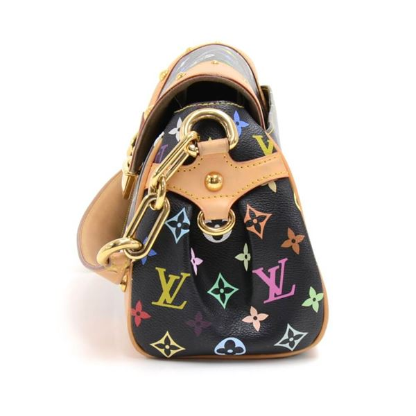Louis Vuitton Beverly Mm Black