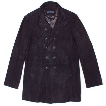 john-varvatos-double-breasted-suede-leather-jacket-brown-50-m-new