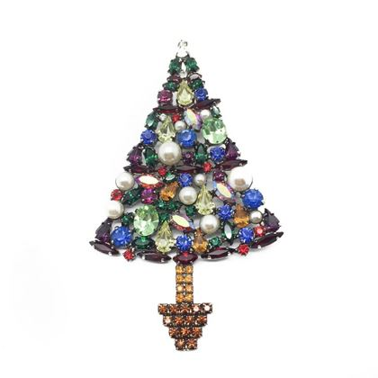 cristobal-london-vintage-statement-christmas-tree-brooch