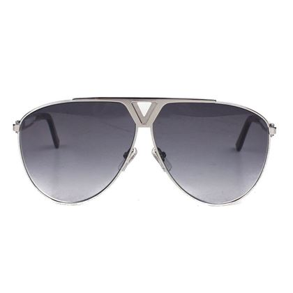 louis-vuitton-sunglasses-tonca-silver-aviator-unisex-pre-owned-used