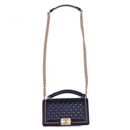 chanel-2017-medium-quilted-chain-boy-bag-leather-flap-gold-cc-pre-owned-used